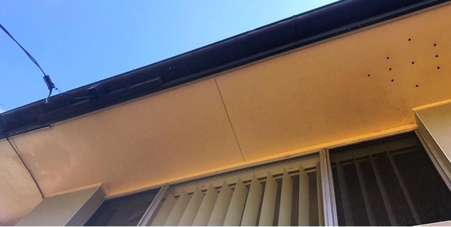 Window cleaning - after